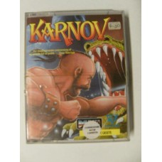 Karnov for Commodore 64