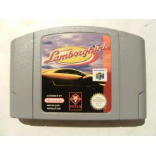 Automobile Lamborghini for Nintendo 64