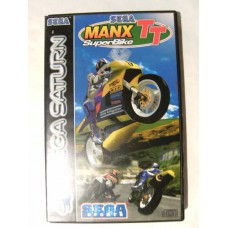 Manx TT SuperBike for Sega Saturn
