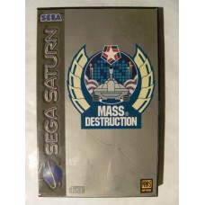 Mass Destruction for Sega Saturn