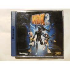 MDK 2 for Sega Dreamcast
