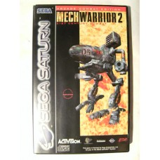 Mech Warrior 2: Arcade Combat Edition for Sega Saturn