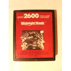 Midnight Magic for Atari 2600