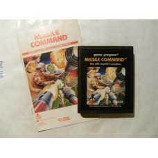Missile Command for Atari
