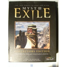 Myst III Exile: Collectors Edition for PC