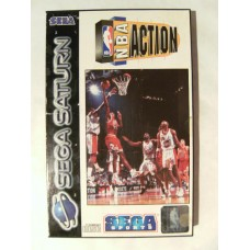 NBA Action for Sega Saturn
