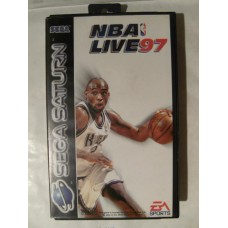 NBA Live 97 for Sega Saturn