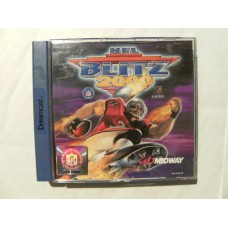 NFL Blitz 2000 for Sega Dreamcast