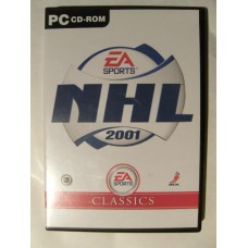 NHL 2001 for PC