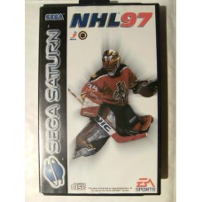 NHL 97 for Sega Saturn