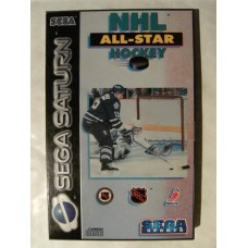 NHL All-Star Hockey for Sega Saturn