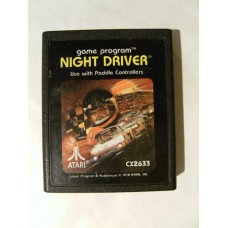 Night Driver for Atari 2600