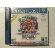 Phantasy Star Online for Sega Dreamcast