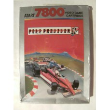 Pole Position II for Atari 7800