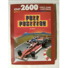 Pole Position for Atari 2600