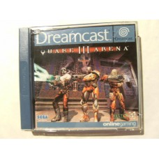 Quake III Arena for Sega Dreamcast