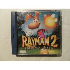 Rayman 2: The Great Escape for Sega Dreamcast