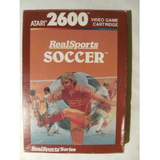 RealSports Soccer for Atari 2600
