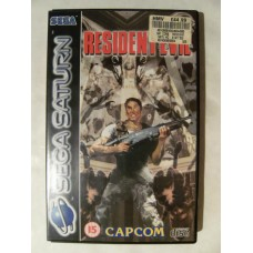 Resident Evil for Sega Saturn