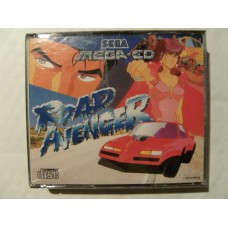 Road Avenger for Sega Mega CD