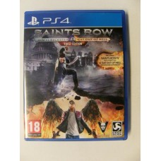 Saints Row IV Re-elected + Gat Out of Hell for Playstation 4