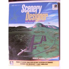 Microsoft Flight Simulator: Scenery Designer for PC