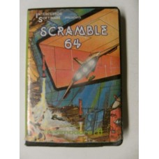Scramble for Commodore 64
