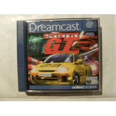 Sega GT for Sega Dreamcast