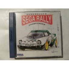 Sega Rally Championship 2 for Sega Dreamcast