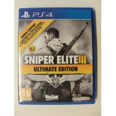 Sniper Elite III Ultimate Edition for Playstation 4