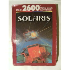 Solaris for Atari 2600