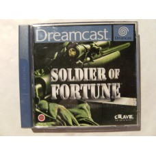 Soldier of Fortune for Sega Dreamcast