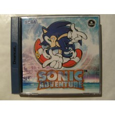 Sonic Adventure for Sega Dreamcast