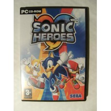 Sonic Heroes for PC