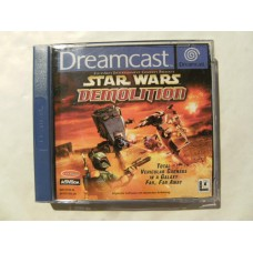 Star Wars: Demolition for Sega Dreamcast