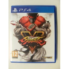 Street Fighter V for Playstation 4