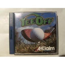Tee Off for Sega Dreamcast