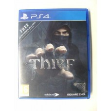 Thief for Playstation 4