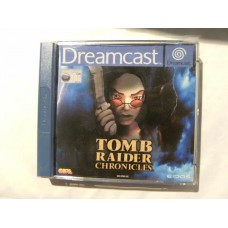Tomb Raider Chronicles for Sega Dreamcast