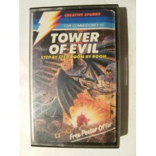 Tower of Evil for Commodore