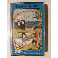 Treasure Hunter for Commodore