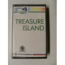 Treasure Island for Commodore +4