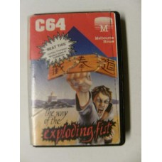 Way of the Exploding Fist for Commodore 64