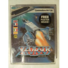 Xevious + Gauntlet for Commodore