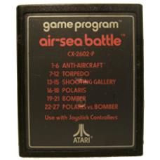 Air Sea Battle for Atari