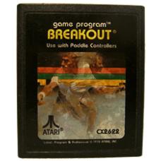 Breakout for Atari