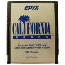 California Games for Atari