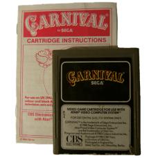 Carnival for Atari