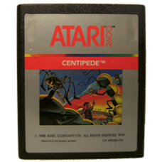 Centipede for Atari