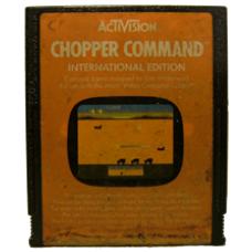 Chopper Command for Atari